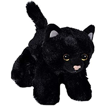 Wild Republic Black Cat Plush, Stuffed Animal, Plush Toy, Gifts for Kids, HugEms 7