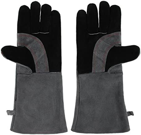 Welding Gloves Gauntlets Temperature Protection