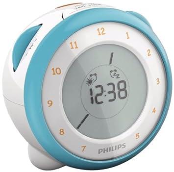 Philips Aj31012 Horloge Parlante Amusante Amazonfr Tv Vidéo