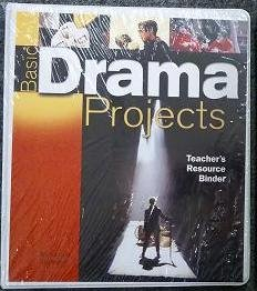 Basic Drama Projects Teacher's Resource Binder by Perfection Learning