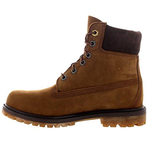 Femme Boot Timberland brown 6 A19ri Baskets Mehrfarbig 001 Premium 1BRqw