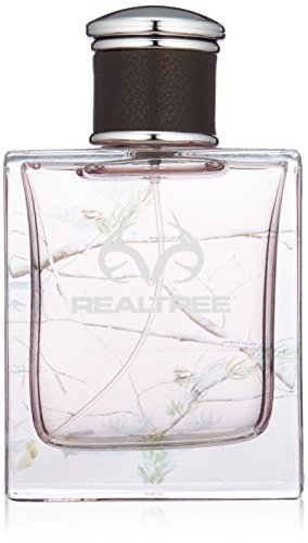 Realtree Eau de Parfums Spray for Her, 3.4 Fluid Ounce -  3B International, 819029012181