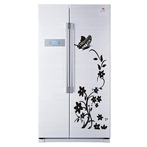 Pansy Vine - Atiehua Wall Stickers Pansy Vine Refrigerator Wall Sticker Removable