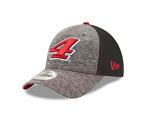 New Era NASCAR 2017 Alternate Driver 9Forty Adjustable Cap, One Size, Black/Graphite