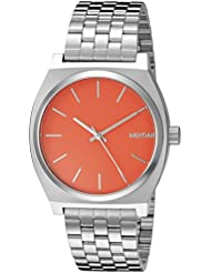 Nixon Womens A0452054 Time Teller Stainless Steel Bracelet Watch