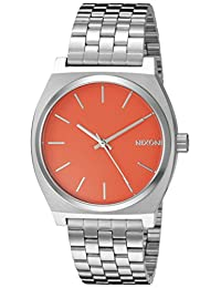 Nixon Women's A0452054 Time Teller Stainless Steel Bracelet Watch