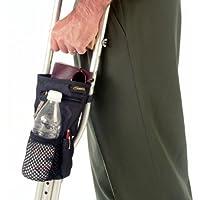 Los accesorios EZ-ACCESS, el portaequipajes universal (1.25 lbs.), 4 bolsillos para un fácil almacenamiento, el soporte para botellas de bebidas con malla y el bolsillo con cremallera seguro mantienen los artículos sueltos a mano, se adaptan a la mayoría