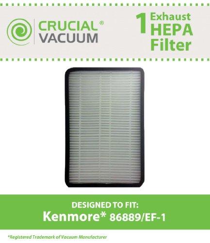 kenmore exhaust filter - 3