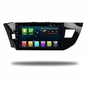 Car Radio GPS Android 7.1 for Toyota Corolla Levin 2013-2016 With Bluetooth WIFI Stereo Navigation Audio Video Multimedia Player Navi(Android7.1 2+32G for Corolla Levin)