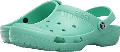 - Crocs Unisex Coast Clog New Mint 1 11 Women / 9 Men M US