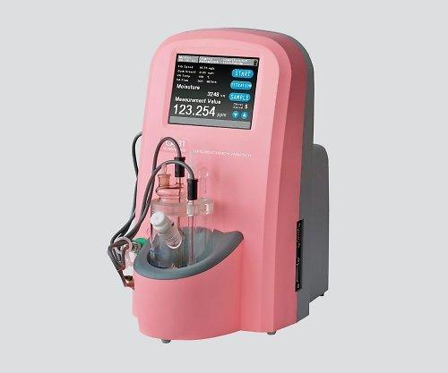 三菱化学アナリテック3-3360-02カールフィッシャー水分計電量法CA-31型ピンク B07BD2S5JN