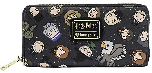 Loungefly Harry Potter Chibi Character Print Wallet from Loungefly