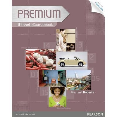 Read Online Premium B1 Coursebook with Exam Reviser, Access Code and iTests CD-ROM Pack (Mixed media product) - Common pdf