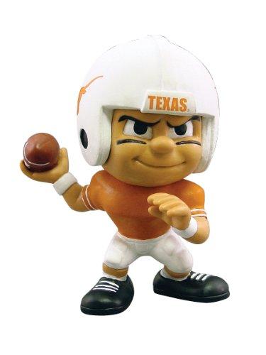 Lil' Teammates Texas Longhorns Quarterback NCAA - 3 Player Inch Team Lil