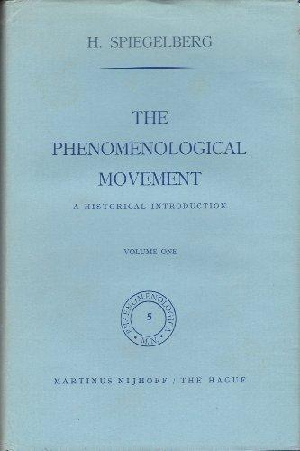 (Phenomenological Movement (two volumes))