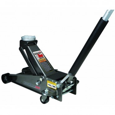 3 ton Steel Heavy Duty Floor Jack with Rapid Pump by USATNM