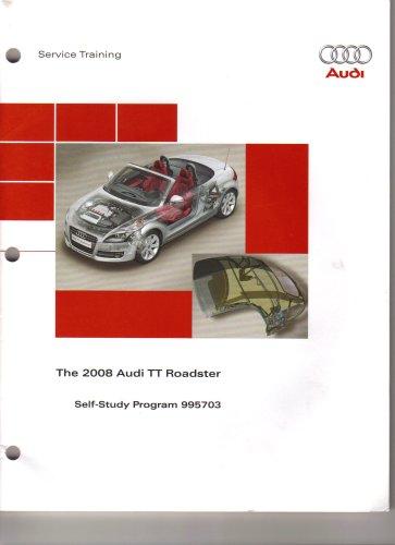 The 2008 Audi TT Roadster Self-Study Program 995703