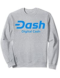 New Logo Dash Sweater Blockchain Cryptocurrency Meme