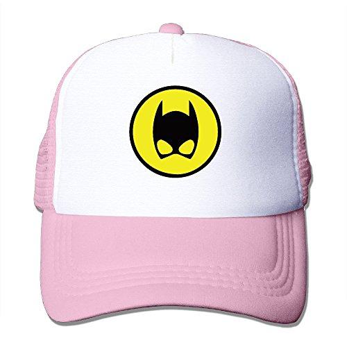 YYAASHOP Unisex Catwoman Emblem Logo Trucker Hats Snapback (Catwoman Hat)
