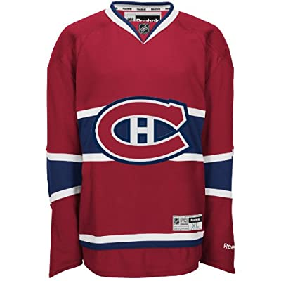 Montreal Canadiens Replica Home Jersey