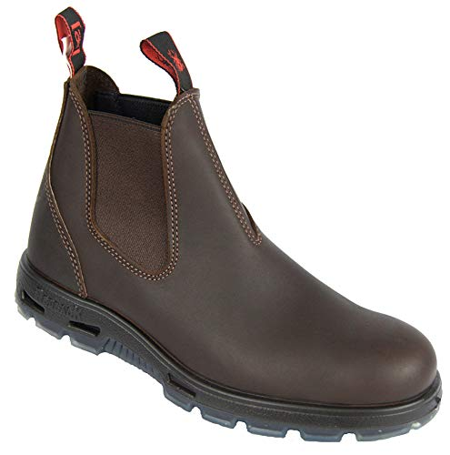 b77c2cd0fdeedf Galleon - Redback Boots UNPU Great Barrier Water Resistant - Puma Brown  Leather (US11 AU10 Mens)