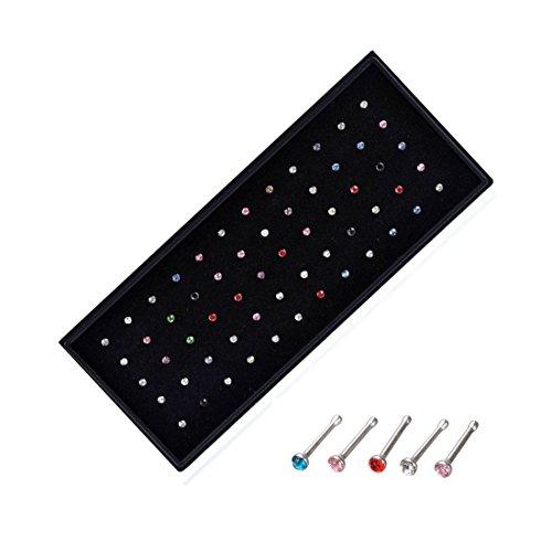WeiVan Rhinestone Stainless Piercing Jewelry product image
