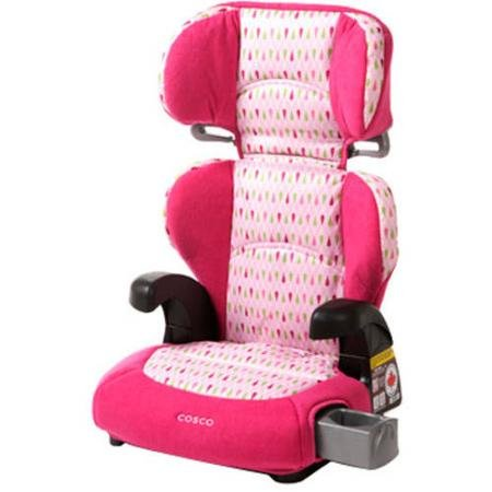 Cosco – Pronto Belt-Positioning Booster Car Seat, Teardrop Designed to Fit your Growing Child