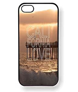 California Love Phone Case for iPhone 4 / 4S (Black) by runtopwell