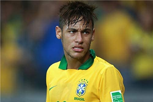Arter Personalizado Neymar Cartel Neymar Carteles Barcelona ...