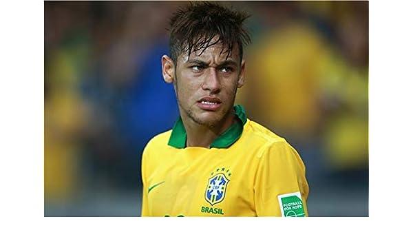 YKBSY - Póster Personalizado de Neymar, póster de Barcelona ...