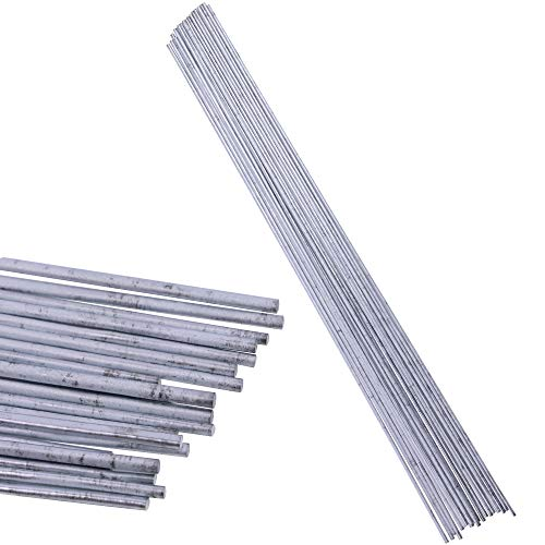 Alumaloy 20 Rods - Easy Aluminum Repair Rods