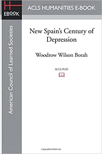 Book New Spain's Century of Depression