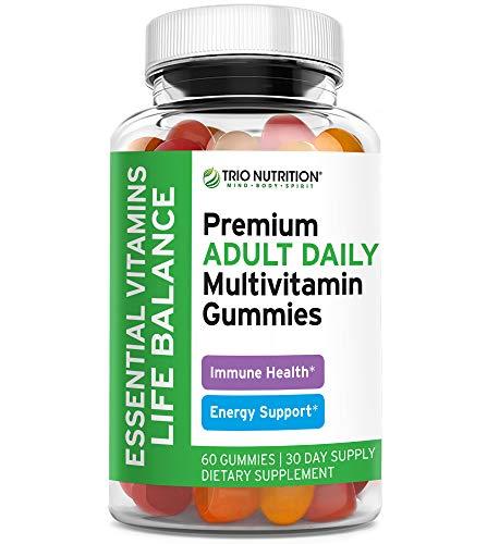 Premium Vegan Multivitamin Gummi...