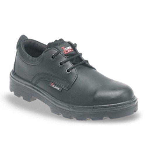 Toe Briggs Saver-Scarpe di sicurezza con intersuola in acciaio, colore: nero Size 9 nero
