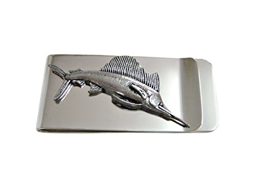 - Sail Fish Money Clip