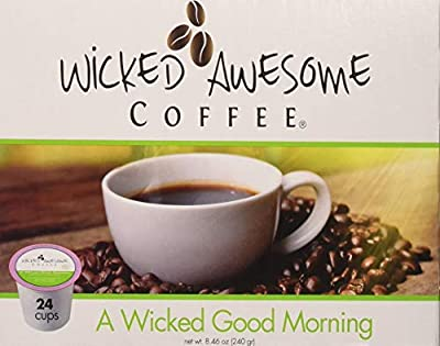 Wicked Awesome Single Serve K-Cup Coffee
