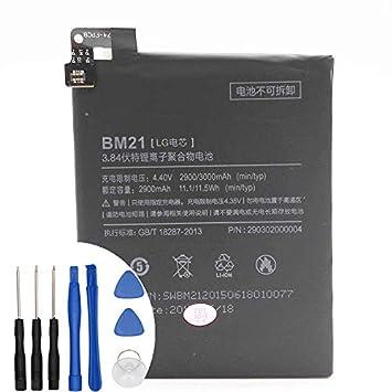 Amazon.com: FidgetFidget - Batería para Xiaomi Series BM45 ...
