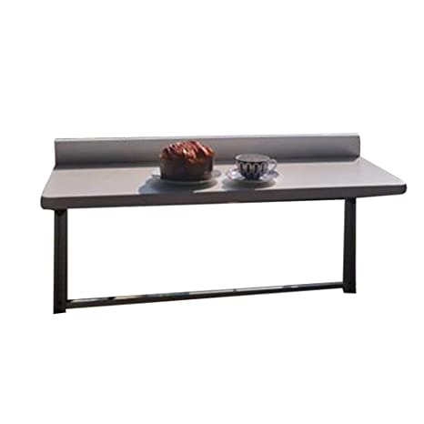 Pengfei Balcony Hanging Table Foldable Coffee Table Height