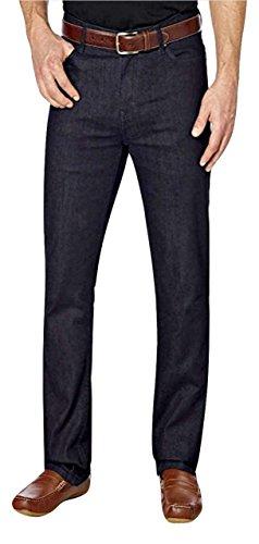 Calvin Klein Men's Straight Leg Jean (36x34, Rinse)