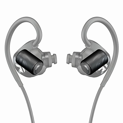 JLab Audio Epic2 Bluetooth 4.0 Wireless Sport Earbuds - Teal - GUARANTEED fitness, waterproof IPX5 rated, pristine high-performance 8mm sound drivers, 12 hr play time w/ microphone (Certified Refurbis by JLAB (Image #5)