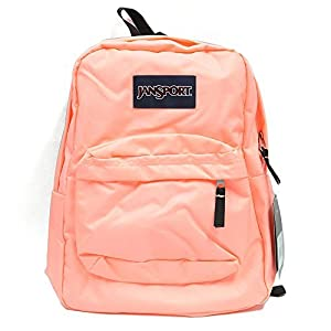 JanSport Classic Superbreak Backpack Coral Peaches