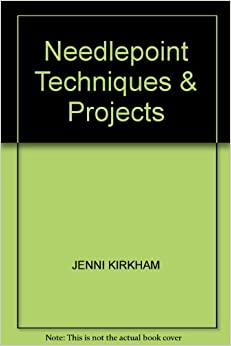 Book Needlepoint Techniques and Projects