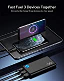 [2 Pack] INIU Portable Charger, Slimmest & Lightest