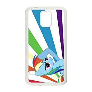 Anime Series Cartoon Design Stylish My Little Pony Protective Case for Samsung Galaxy S5 Case G9000 Case N08