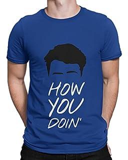 Mens TV Series Cotton Tshirt
