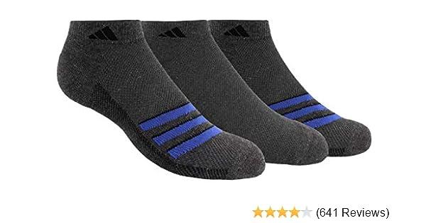 Amazon.com  adidas Men s Climacool Superlite Low Cut Socks (3 Pack ... 08791778fe