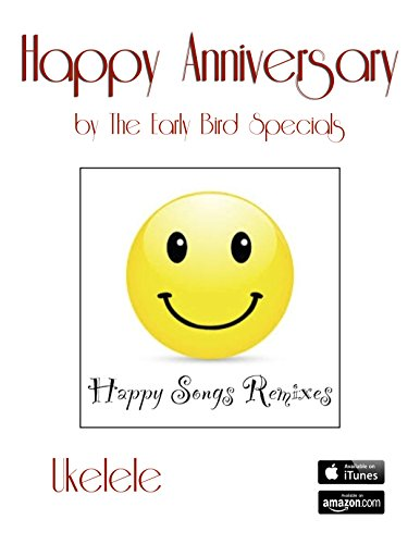 Happy Anniversary: Ukelele Sheet Music