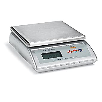Kilotech Digital Weighing Scale - 170-Oz./5000-Gram Capacity