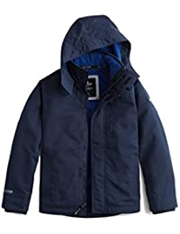 Mens Lightweight All-Weather Fleece-Lined Jacket Outerwear. Hollister