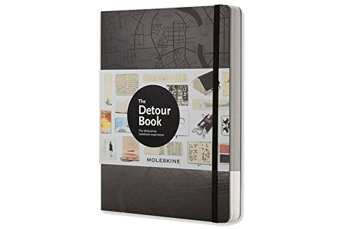 Moleskine The Detour Book (Design And Architecture Books)
